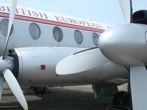 Vickers Viscount G-ALWF