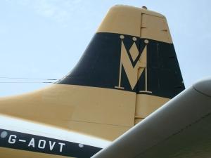 Bristol Britannia G-AOVT