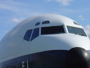 Boeing 707-436 G-APFJ
