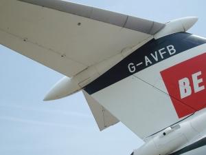 HS.121 Trident G-AVFB