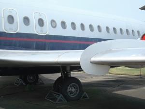 BAC 1-11 G-AVMU