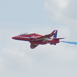 The Red Arrows, BAE Hawk