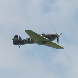 Hawker Hurricane LF363